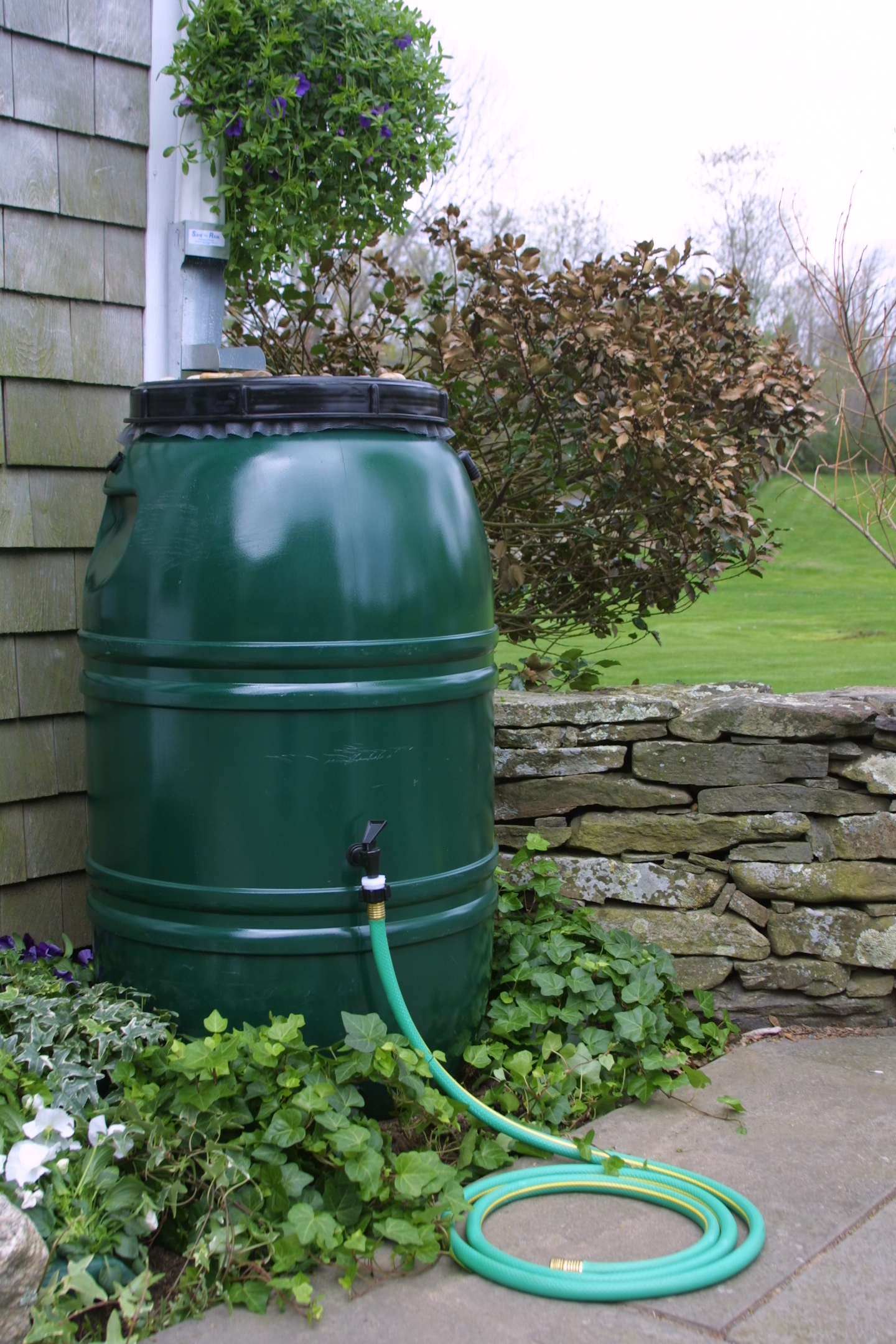 Rain Barrels Jonestown Borough Pennsylvania